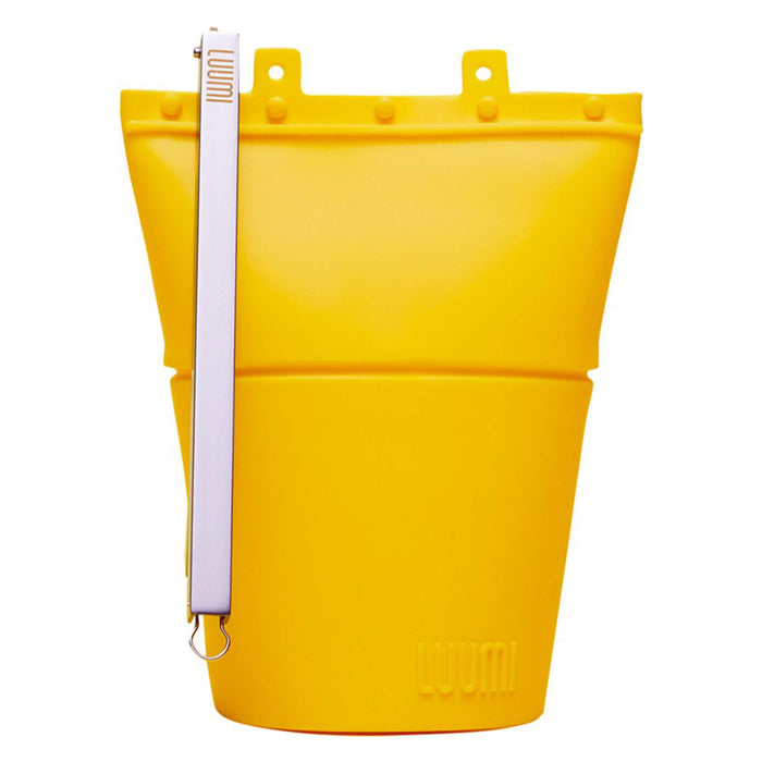 Luumi Unplastic Silicone Bowl Bag Yellow Large