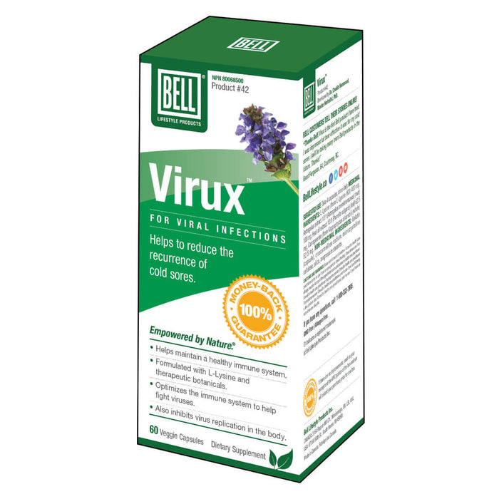Box of Virus 60 Capsules