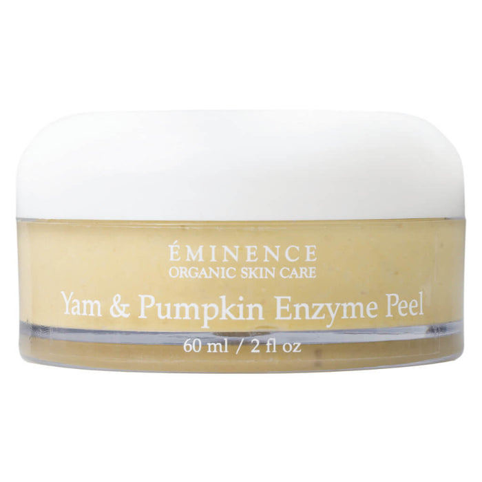 Jar of Eminence Yam & Pumpkin Enzyme Peel 60 Milliliters