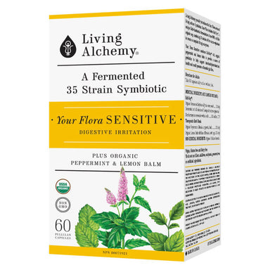 Your Flora Sensitive 60 Capsules