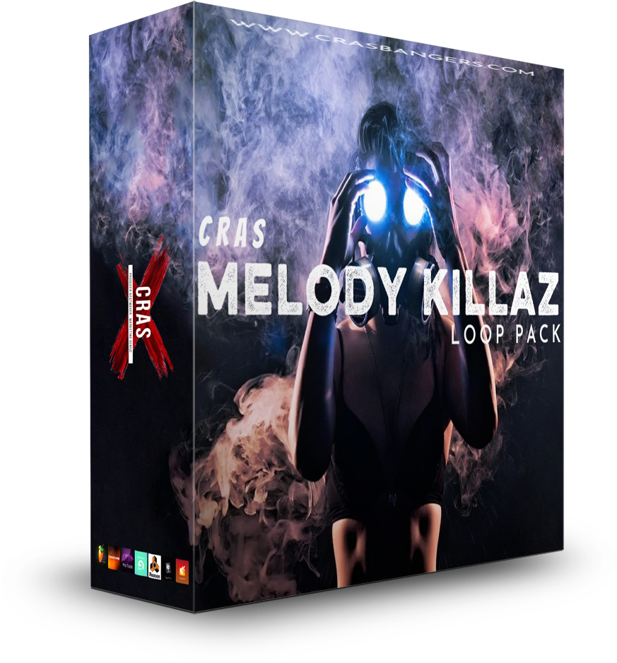 Cras - Melody Killaz Loop Pack