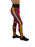 Jean Arizona Football Leggings Adult XS-Adult 3XL