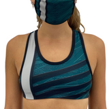 Philadelphia Football Sports Bra