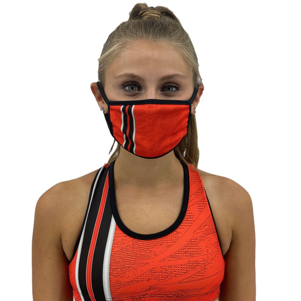 Cleveland Face Mask Filter Pocket