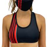 Tampa Bay Football Sports Bra