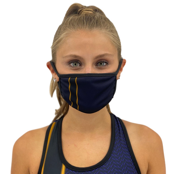 Baltimore Face Mask Filter Pocket