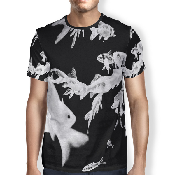 Ghost Fish Men's T-Shirt