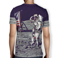 Moon Walk Men's T-Shirt
