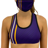 Minnesota Football Sports Bra