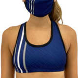 Indianapolis Football Sports Bra
