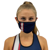 New England Face Mask Filter Pocket