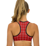 San Francisco Football Sports Bra