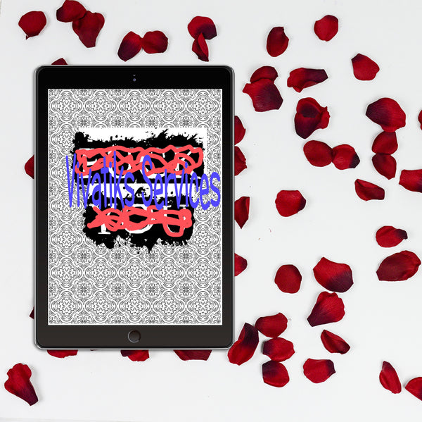 Digital Profanity Activity Book: Swear Word Mazes, Word Search, Coloring And a Few Nonos