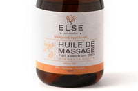 Full Spectrum CBD Massage Oil by Else