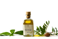 Organic Extra Virgin Olive Oil with CBD - Basil - 100ml