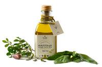 Organic Extra Virgin Olive Oil with CBD - Infused with Basil - By Else