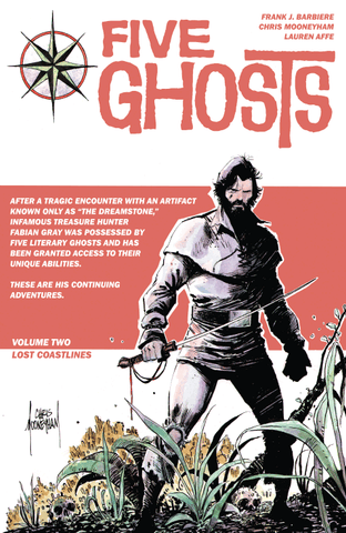 FIVE GHOSTS VOL.2