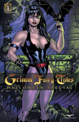 GRIMM FAIRY TALES HALLOWEEN SPECIAL #1
