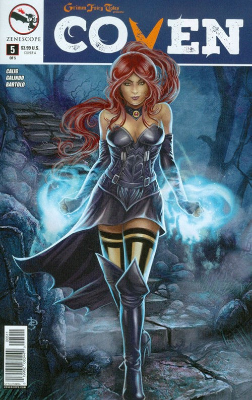 GRIMM FAIRY TALES PRESENTS COVEN #5