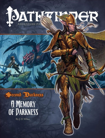 PATHFINDER ADVENTURE 18 - SECOND DARKNESS: A MEMORY OF DARKNESS