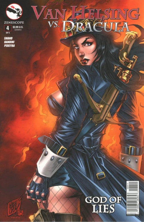 GRIMM FAIRY TALES PRESENTS VAN HELSING #4