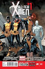 ALL-NEW X-MEN (2012) #1