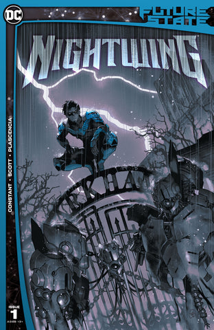 FUTURE STATE: NIGHTWING (2021) #1