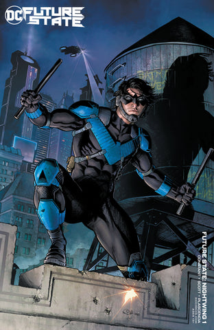 FUTURE STATE: NIGHTWING (2021) #1 SCOTT VARIANT