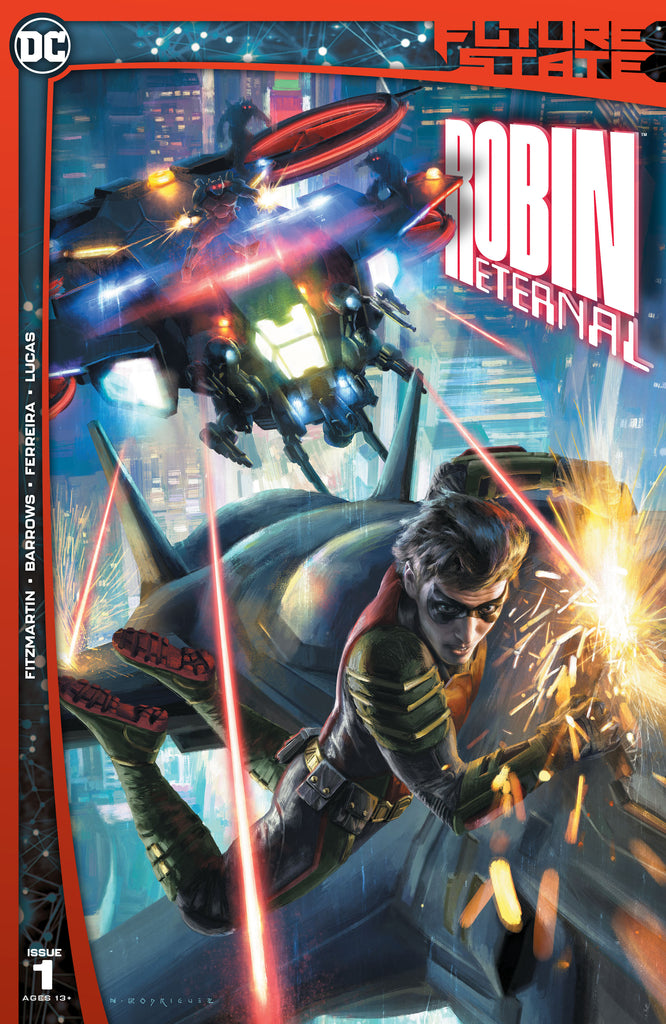 FUTURE STATE: ROBIN ETERNAL (2021) #1