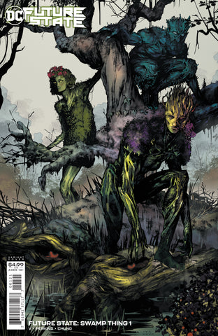 FUTURE STATE: SWAMP THING (2021) #1 VARIANT