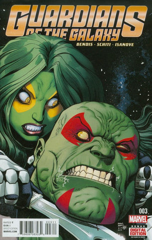 GUARDIANS OF THE GALAXY #3 VOLUME 4
