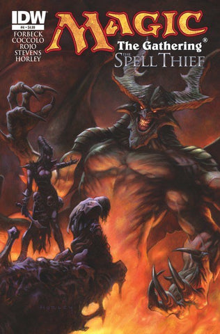 Magic: The Gathering: The Spell Thief #4