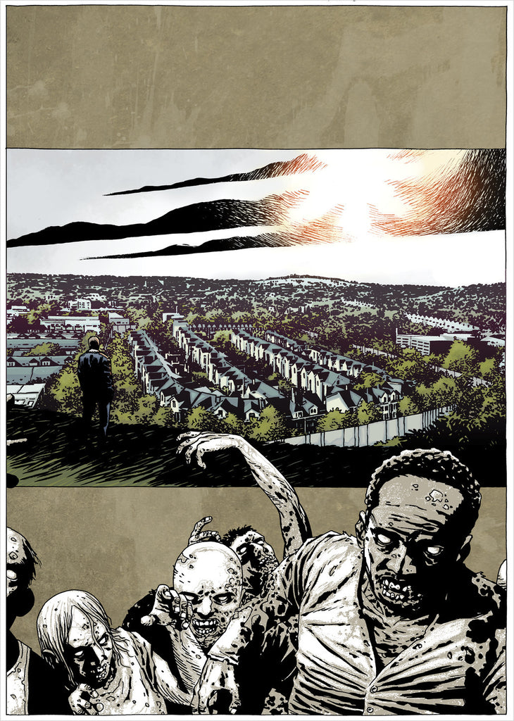 The Walking Dead Tp Vol. 16 - A Larger World