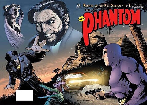 THE PHANTOM #1782