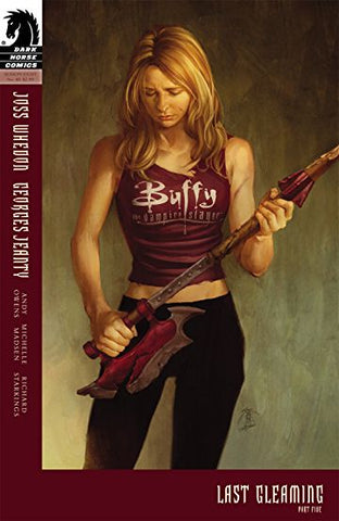 BUFFY THE VAMPIRE SLAYER #40 SEASON 8