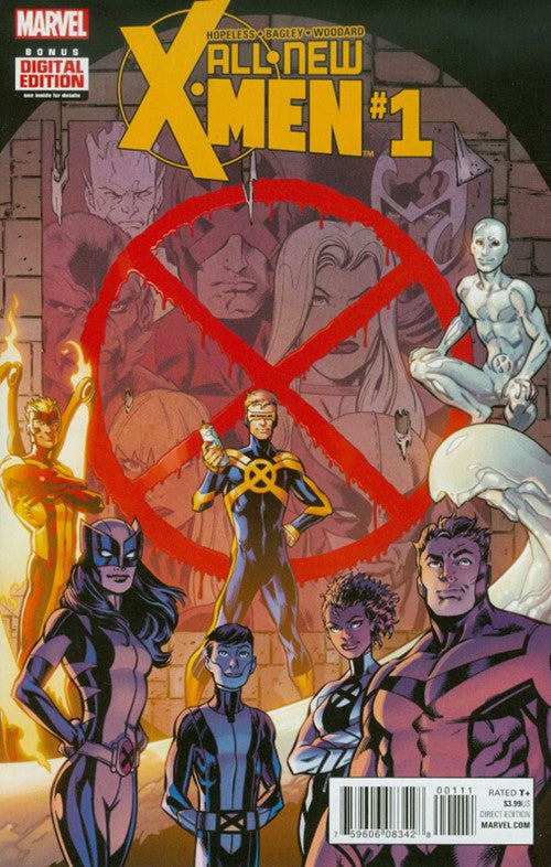 ALL-NEW X-MEN #1 VOLUME 2