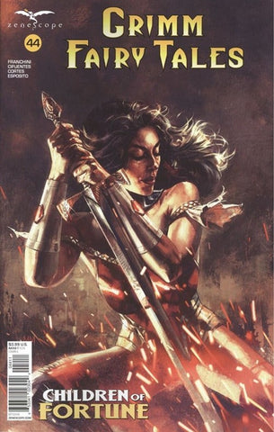 GRIMM FAIRY TALES (2016) #44