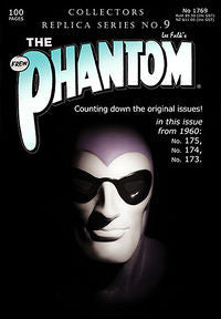 THE PHANTOM #1769 - REPLICA #9