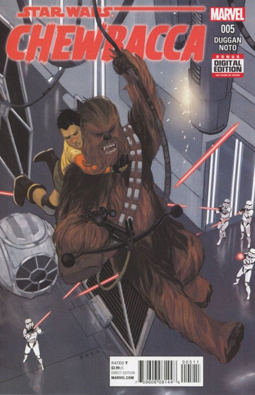STAR WARS CHEWBACCA #5