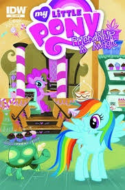 MY LITTLE PONY: FRIENDSHIP IS MAGIC #4 SUBSCRIPTION VARIANT