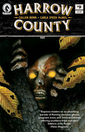 HARROW COUNTY (2015) #9