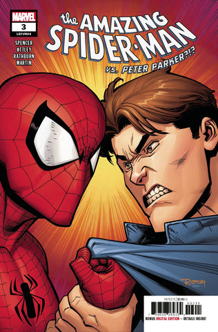 THE AMAZING SPIDER-MAN #3 (LGY #804)