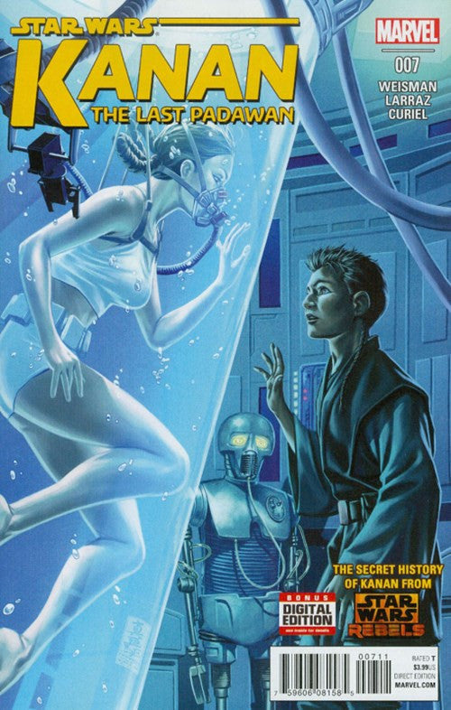 STAR WARS - KANAN: THE LAST PADAWAN (2015) #7