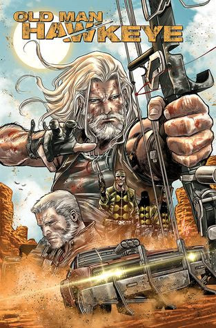 OLD MAN HAWKEYE VOL.1 - AN EYE FOR AN EYE