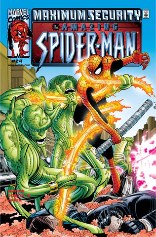 THE AMAZING SPIDER-MAN #24 VOL.2 (1999)