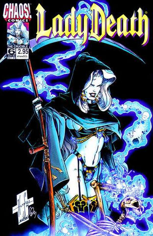 LADY DEATH: THE CRUCIBLE #6