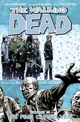THE WALKING DEAD VOL. 17 - SOMETHING TO FEAR