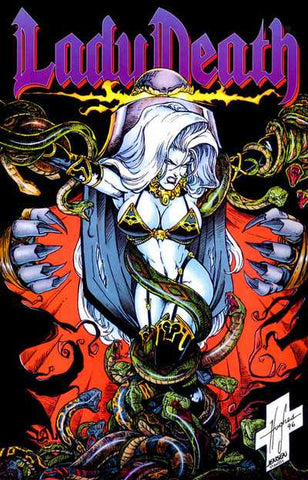 LADY DEATH: THE CRUCIBLE #2