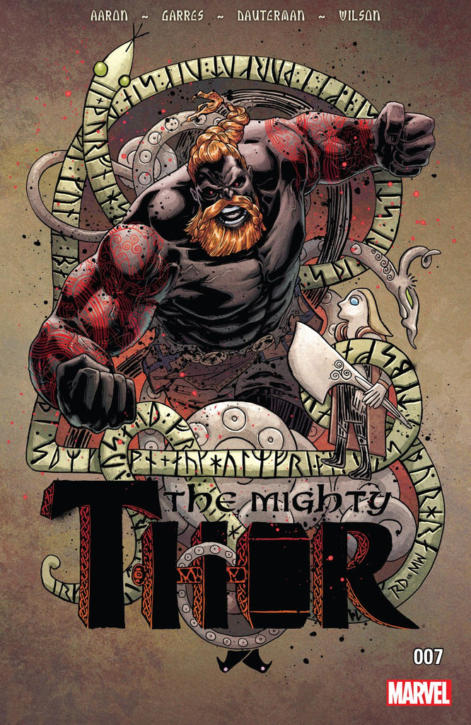 THE MIGHTY THOR (2015) #7