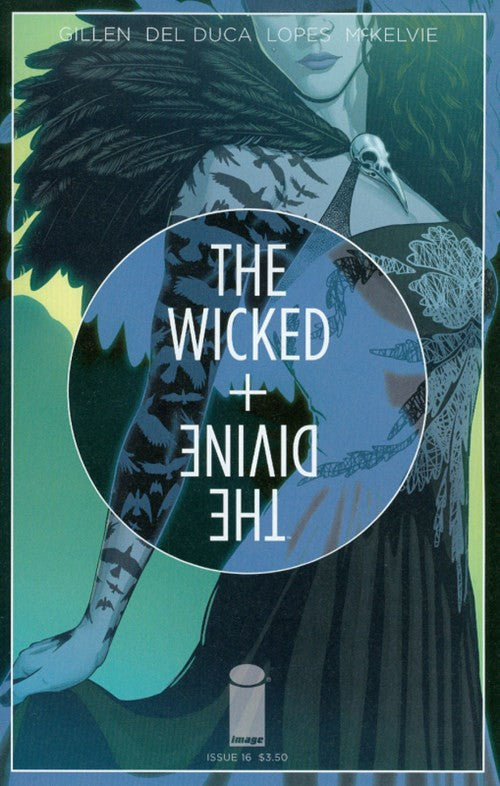 THE WICKED & THE DIVINE #16